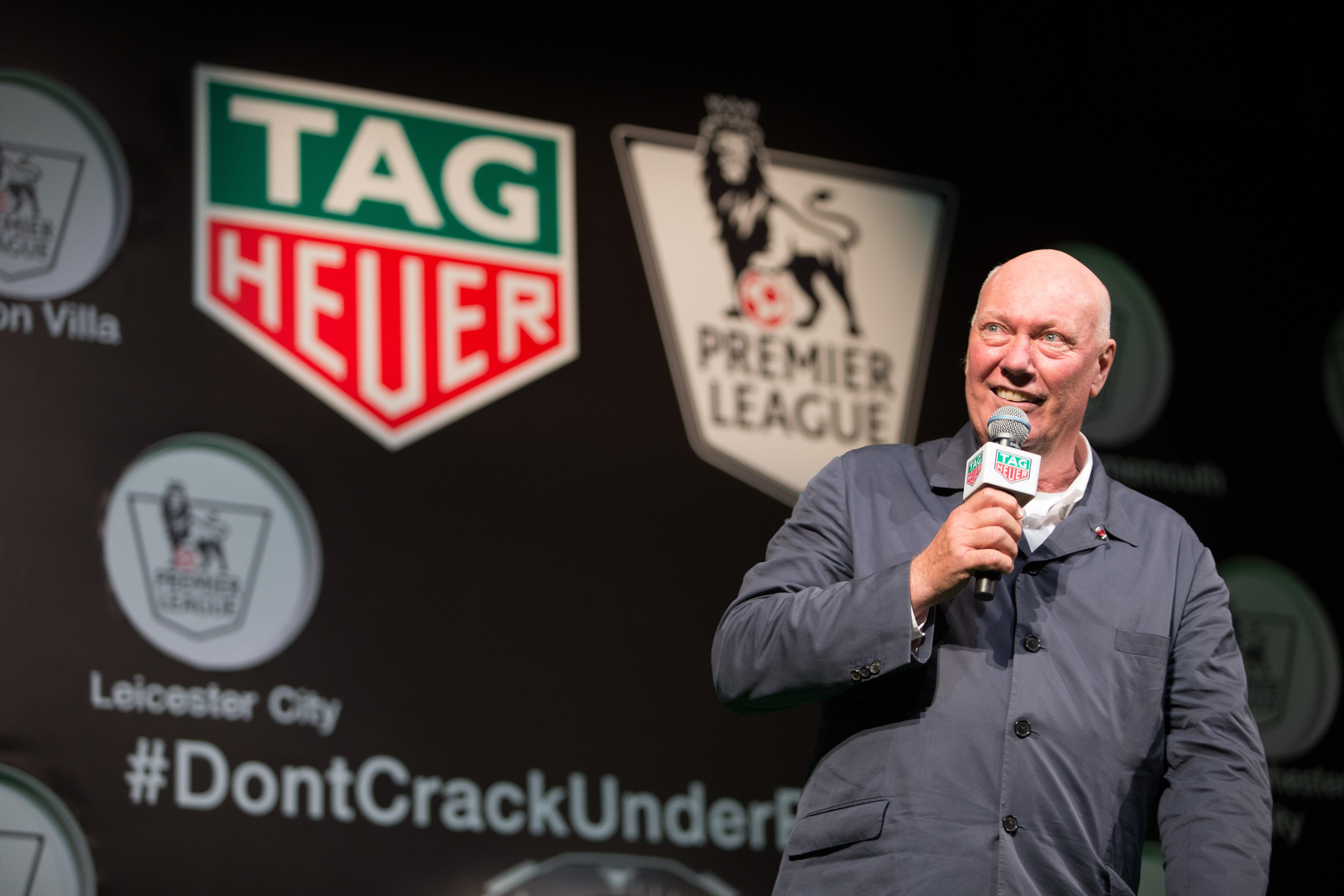 TAG Heuer & Premier League in HK (2)