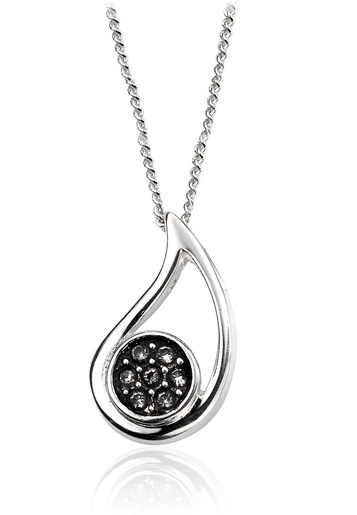 Ziveg-Dark-Smoke-Grey-92.5-Sterling-Silver-Pendant-6036-7492101-1-product2